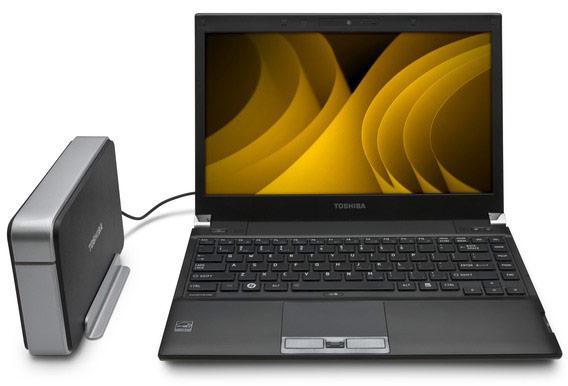 Рекомендованная цена Canvio Desk объемом 6 ТБ не зависит от исполнения накопителя и равна $369