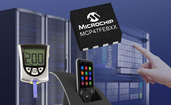 Microchip MCP47FEBXX