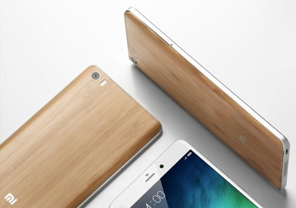 Xiaomi Mi Note бамбук