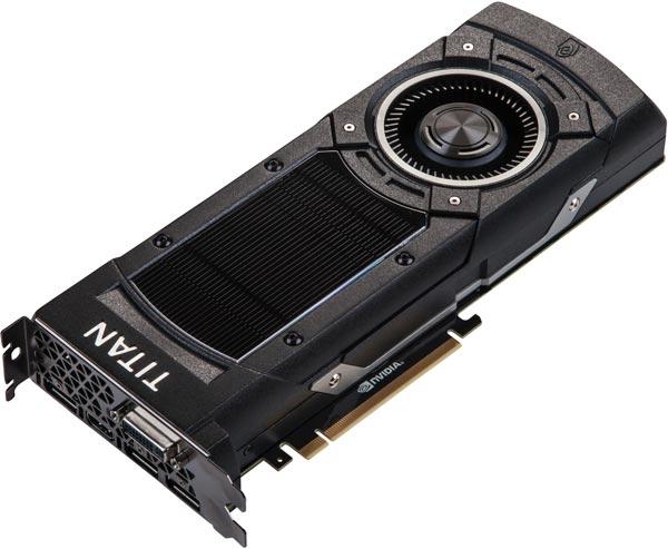 Рекомендованная производителем цена 3D-карты Nvidia GeForce GTX Titan X равна $999