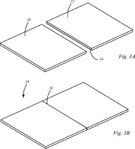 Apple получила патент на соединение двух электронных устройств магнитным креплением