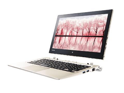 Toshiba Dynabook R82 и Dynabook RT82