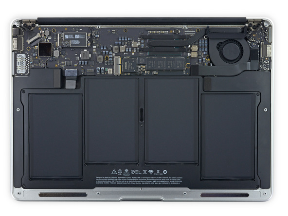 Apple MacBook Air iFixit
