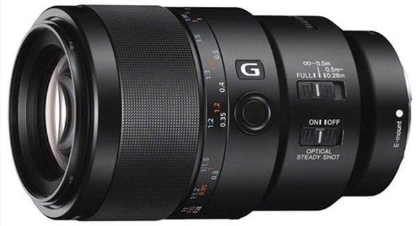 Sony FE 90mm F/2,8 OSS macro