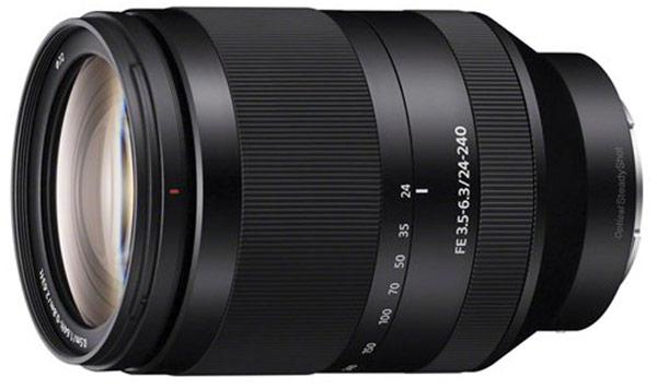 Sony FE 24-240mm OSS