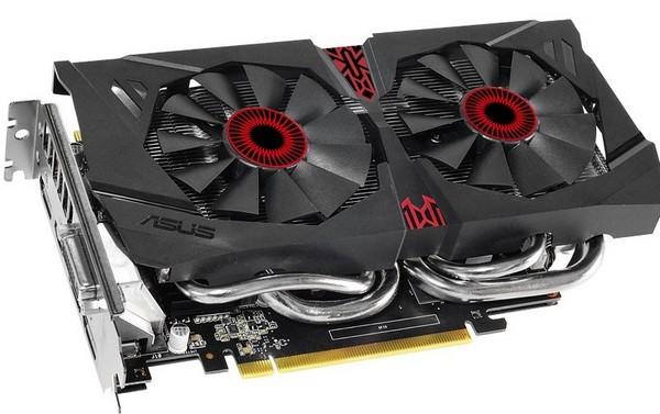 Asus Strix GeForce GTX 960