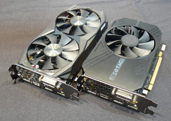 GeForce GTX 960 Mini-ITX в сравнении со старшим братом