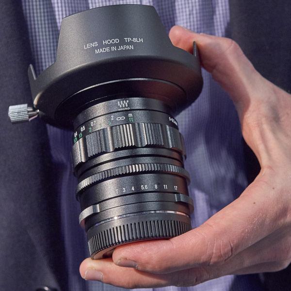Широкоугольные объективы Kowa Prominar 8.5mm F2.8 MFT, Prominar 12mm F1.8 MFT и Prominar 25mm F1.8 MFT предназначены для камер системы Micro Four Thirds