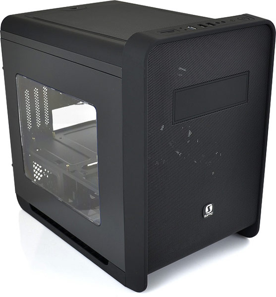 Корпус для ПК SilentiumPC Alea M50 Pure Black