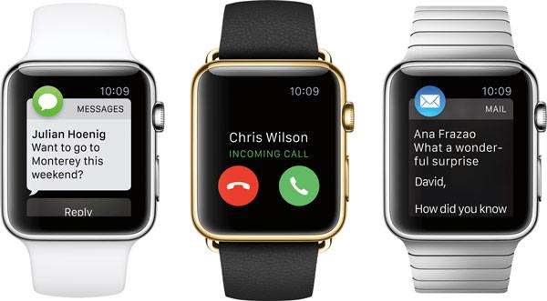 Продажи Apple Watch начнутся 24 апреля, цена самого дорогого варианта стартует с отметки $10 000