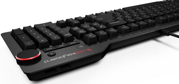 Клавиатура Das Keyboard 4 Professional for Mac распознает любое число одновременно нажатых клавиш