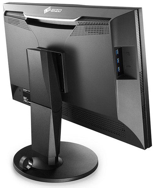 В мониторе EIZO ColorEdge CG248-4K используется панель типа IPS со светодиодной подсветкой