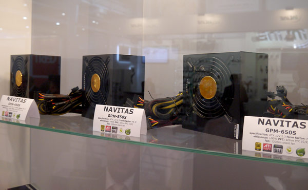 Блок питания Chieftec SFX-500GD-C оснащен полностью модульной кабельной системой