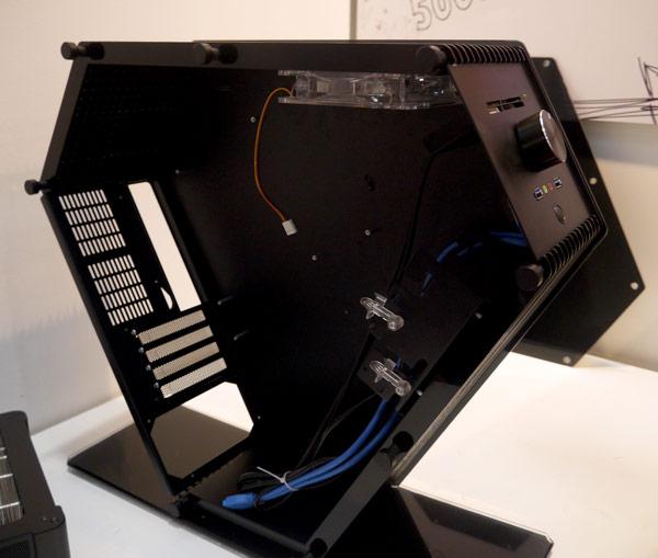 Chieftec на CeBIT 2015: компьютерные корпуса, включая шестигранный прототип SJ-06