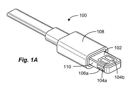 В заявке, поданной Apple в 2013 году, описан миниатюрный разъем, не чувствительный к ориентации