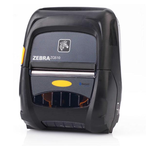 ������� ������ ��������� ����� Zebra ZQ500 � IP54, � ����������� ����� � IP65