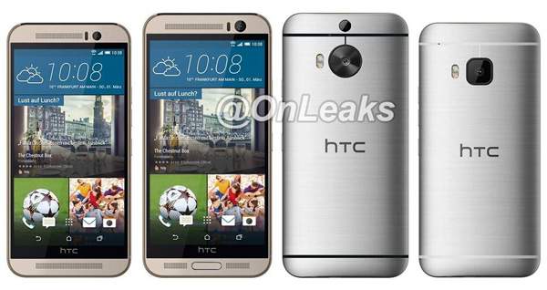HTC One M9 Plus в сравнении с HTC One M9