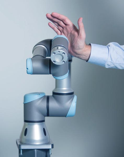 Датская компания Universal Robots представила робота UR3 для сборки и других настольных задач