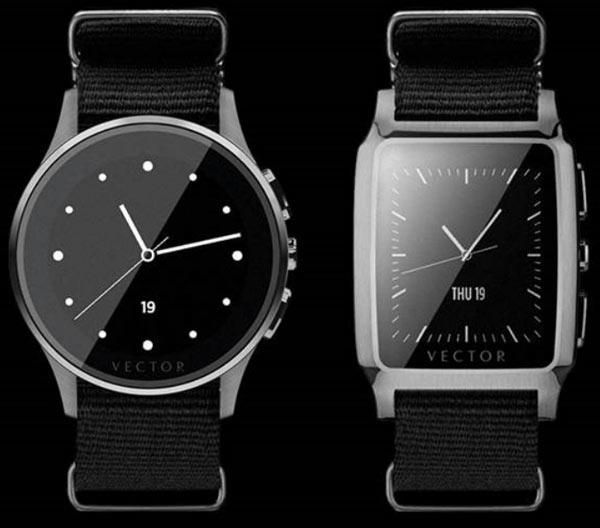 Цены на умные часы Vector начинаются примерно с $200
