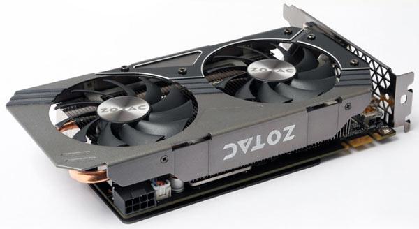3D-карты Zotac GeForce GTX 960 (ZT-90308-10M) и Zotac GeForce GTX 960 AMP! Edition (ZT-90309-10M) разогнаны производителем