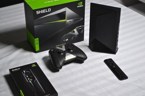 Nvidia Shield Tegra X1