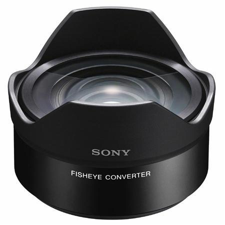 Широкоугольные насадки Sony SEL075UWC, SEL057FEC, VCL-ECU2 и VCL-ECF2 доступны для предварительного заказа
