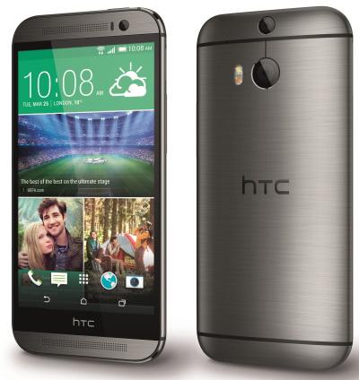 ������� ������� HTC One M8s �� ������ One M8 �� �����