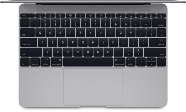 ����������� ������� Apple MacBook ������� 2015 ����