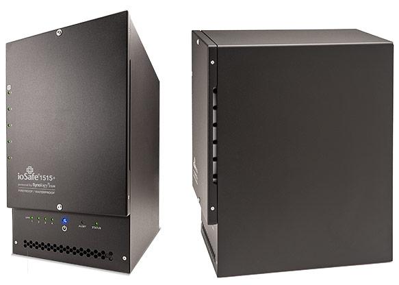 Продажи сетевых хранилищ ioSafe 1515+ уже начались