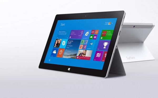 Microsoft ��������� ������ ��������� �������� Surface 2