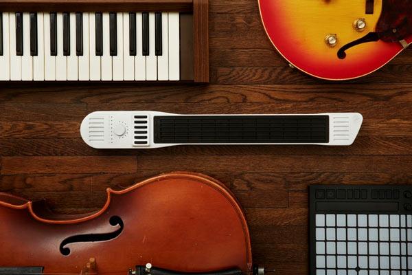 До окончания сбора средств на выпуск MIDI-контроллера Artiphon Instrument 1 остается еще 20 дней