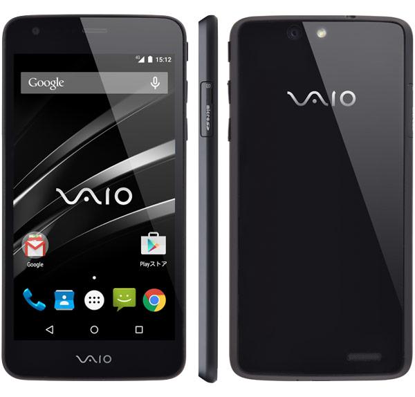 Емкость аккумулятора VAIO Phone равна 2500 мА∙ч
