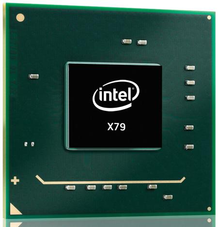 Чипсет X79 Express покидает производственную гамму Intel