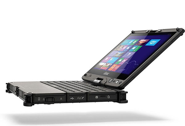 �� ����� �������� ������������ Getac F110 � Getac V110 � ������������ Intel Core i5-5200U, i5-5300U, i7-5500U � i7-5600U