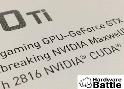 �� ������������������ 3D-����� Nvidia GeForce GTX 980 Ti ����������� ����� �������� GTX 980 OC � GTX Titan X