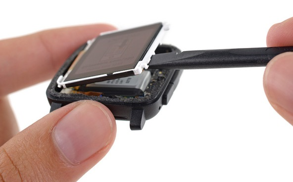 Pebble Time iFixit
