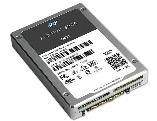 В серию вошли модели Z-Drive 6000 SFF, Z-Drive 6300 SFF и Z-Drive 6300 AIC