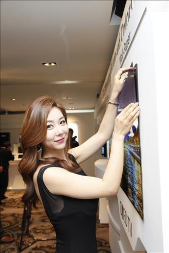 ��������� ����� LG Display �������� ���������� ������ ������� ������� OLED ��� ����������� � ������� ��������