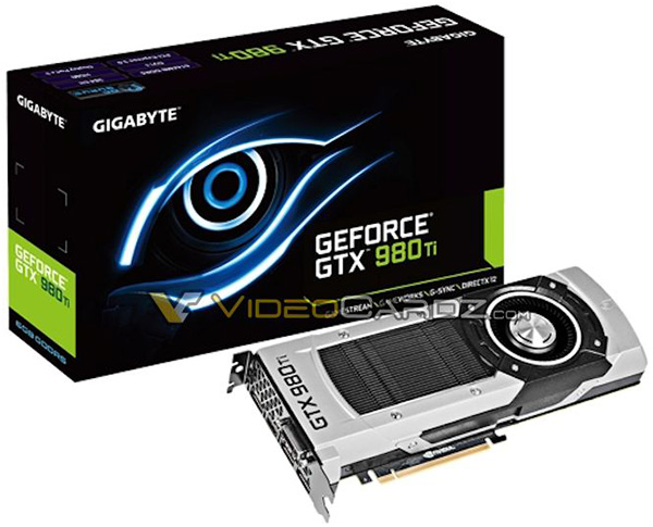 Gigabyte GeForce GTX 980