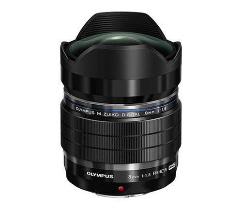 Объектив M.Zuiko Digital ED 7-14mm F2.8 PRO будет иметь защиту от пыли и влаги, обеспечиваемую 11 уплотнениями
