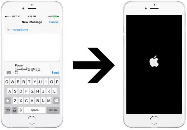 Когда будет исправлена ошибка, присущая всем устройствам с iOS 8, пока неизвестно