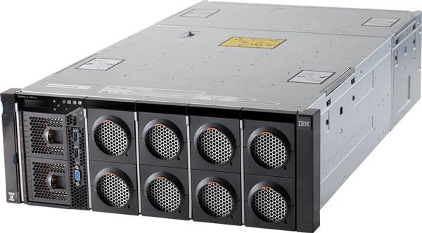 Применение процессоров семейства Intel Xeon E7-4800 v3 позволило повысить производительность серверов