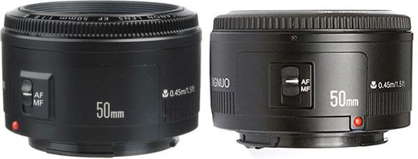 Стало известно, какие объективы Nikon собирается первыми клонировать компания Yongnuo
