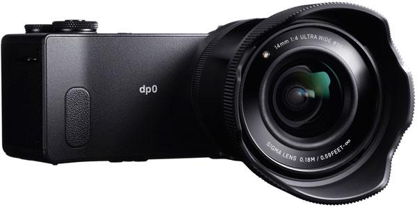 Ключевой особенностью камер серии Sigma dp Quattro является датчик Foveon X3