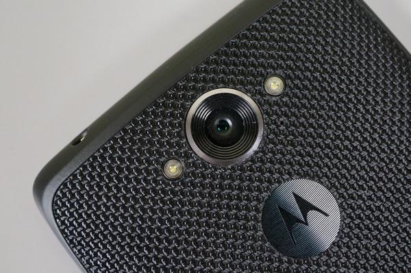 Moto X microSD