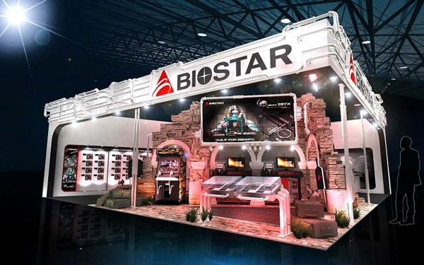 Другой изюминкой экспозиции Biostar должна стать модель Gaming Z97X