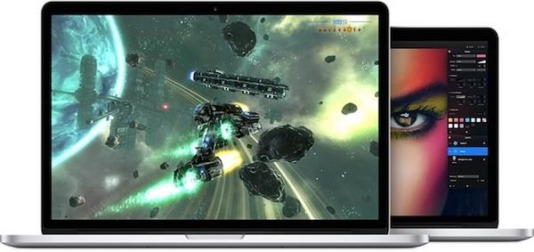 Apple MacBook Pro и iMac