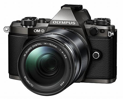 Olympus OM-D E-M5 II Limited Edition