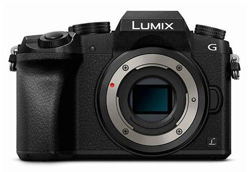 Изображения беззеркальной камеры Panasonic Lumix DMC-G7