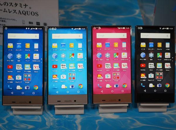 В Японии смартфон Sharp Aquos Crystal 2 появится в продаже в середине июля
